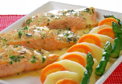 Cocinando pescado cocina decocasa for Cocinar filetes de merluza