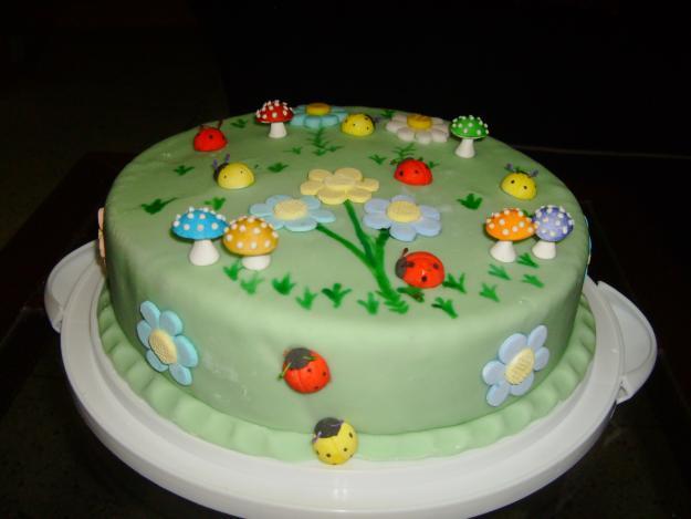 Decoraci n de tortas cocina decocasa for Decoracion de tortas caseras