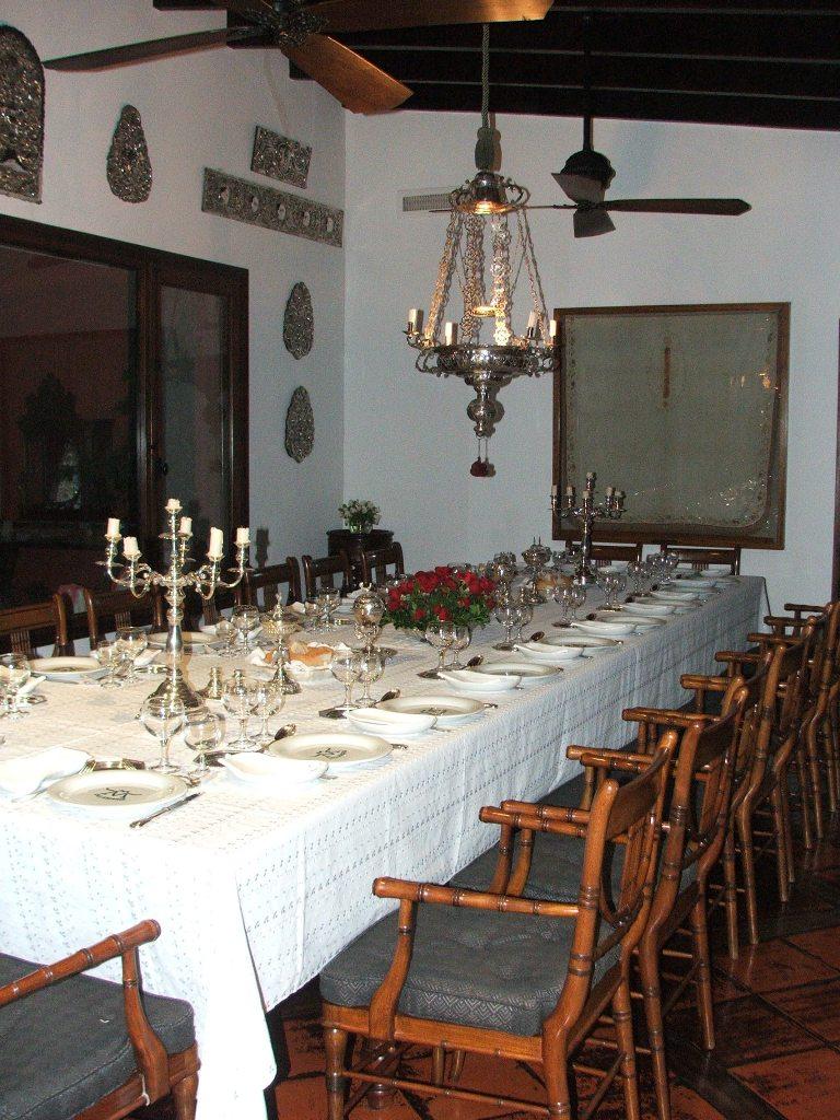 Mira bolivia foro c mo servir la mesa con elegancia - Comedor feng shui ...